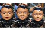 Diego-san робот-ребенок, умеющий выражать эмоции