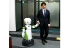 В Японии представили робота-поводыря