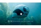 Роборыба BIKI делает фото морской флоры и фауны