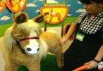 Японские дети получат пони-роботов