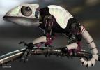 В Японии работают над роботом-хамелеоном