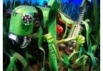 Зоопарк животных роботов