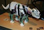 Робозавр Pleo меняет конструкцию
