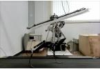 Двуногий роботVelocirobot бегает очень быстро