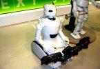 Концерт роботов-музыкантов