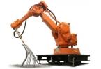 Манипулятор робота создаст 3D объекты из металла