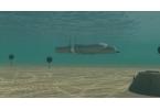 Летающий и водоплавающий робот-прыгун