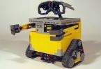 Автоматизированный робот WALL-E из LEGO