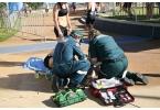 Человек атакован дроном в Австралии. Первый закон робототехники нарушен!