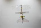 Миниатюрный летательный аппарат стрекоза DelFly