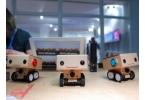 BlabDroids - миниатюрные роботы-режиссеры втираются в доверие к людям