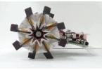 Роботы с оригами-колёсами преодолеют самые сложные препятствия
