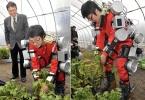 Японцы создали экзоскелет для фермеров
