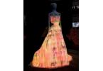 Платье из светодиодов