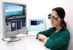 Новая камера позволяет взглядом управлять роботом