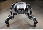NASA продемонстрировало новое видео с роботом-пауком
