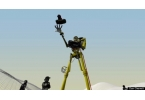 Гигантский робот будет равзлекать туристов