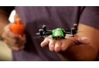Недорогой миниатюрный квадрокоптер NanoQ