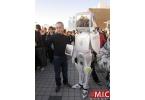 Дизайнер представил робота iMacCyborg в Токио