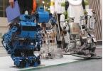 Robovie-PC стал победителем первого марафона среди роботов