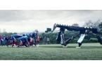 Французские регбисты получили шестиногого роботизированного тренера
