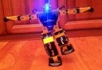 Robonova-1 современный робот андроид