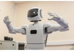 Большой андроидный робот родом из России
