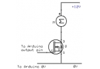 Arduino UNO урок 9 - Нагрузка