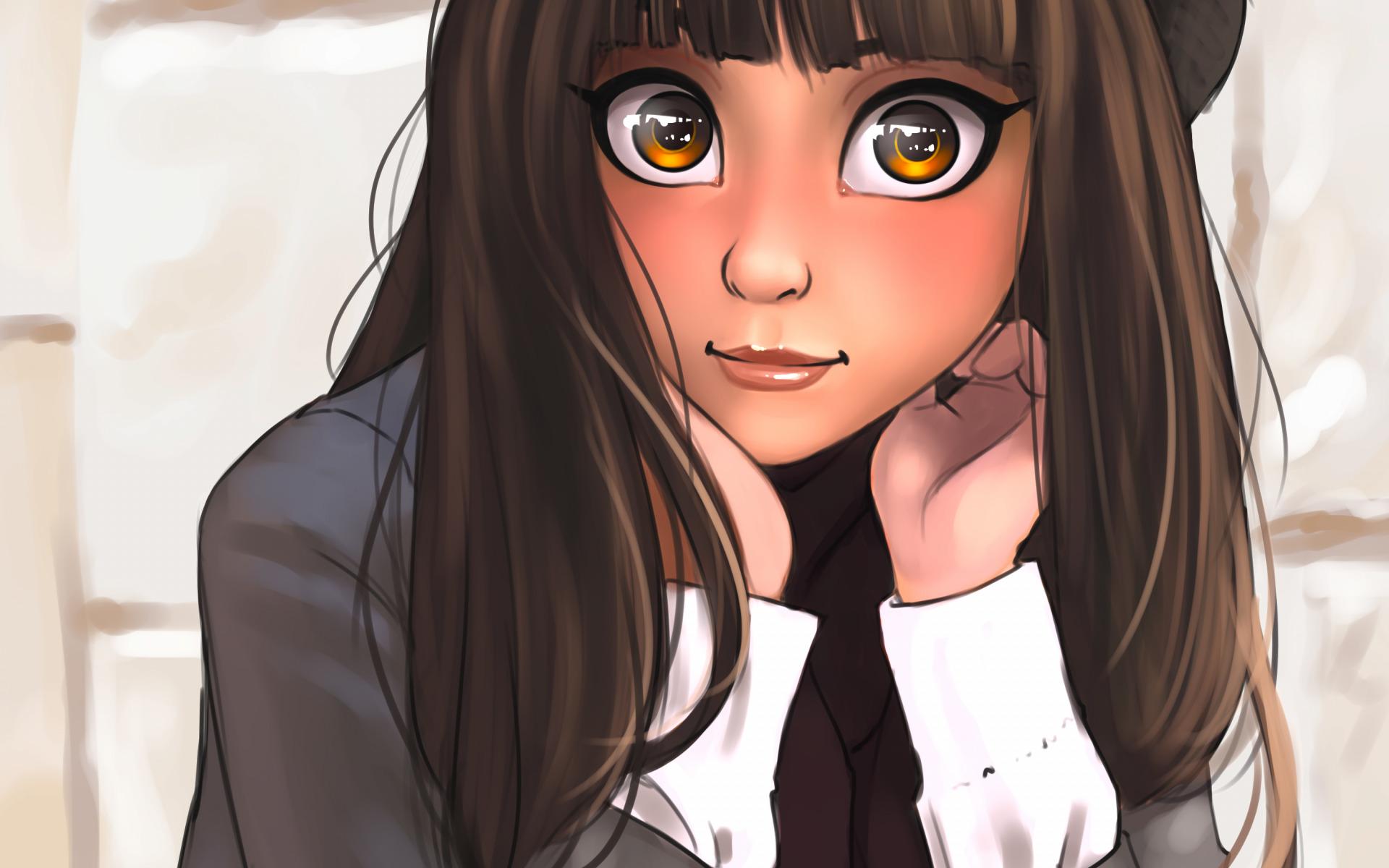 Мультяшные картинки аниме