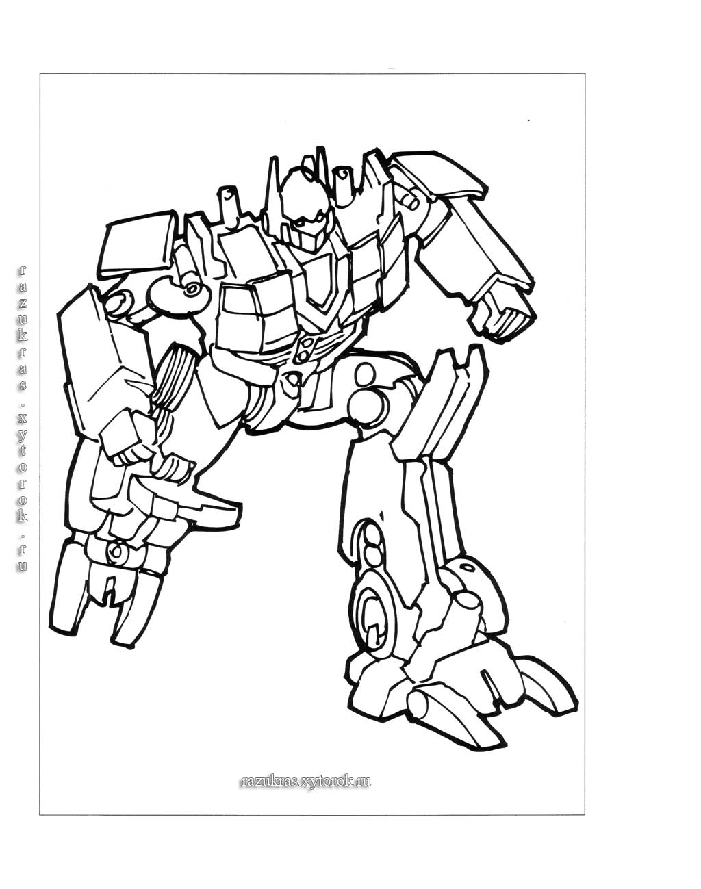 Раскраска-роботы » Фото из мультфильмов » Фото роботов