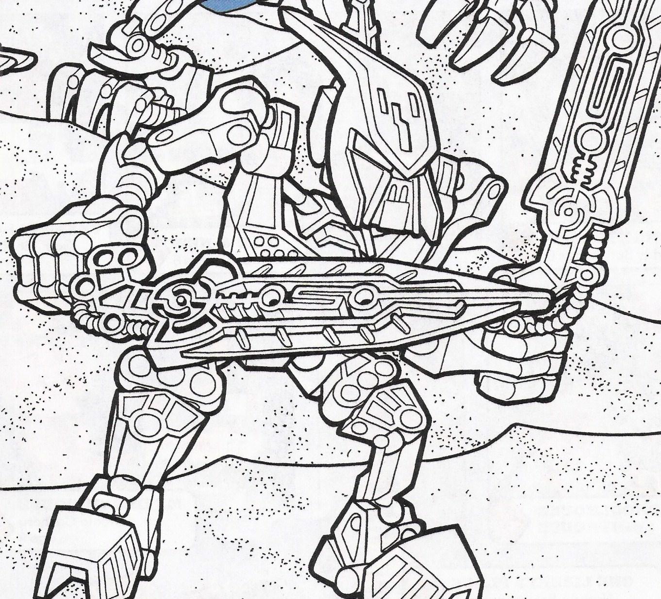 лего роботы раскраска крем никс