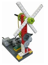 Инструкция для ве до Ветряная мельница
