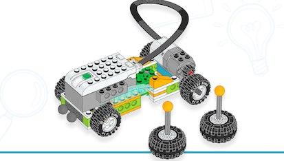 wedo 2.0 автобот
