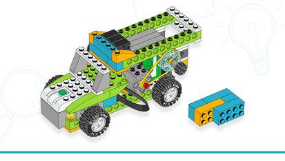 грузовик wedo 2.0