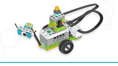 wedo 2.0 робот Валли 3