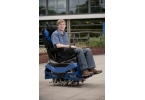 Студент разработал шагающее инвалидное кресло