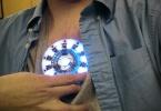 Персональный реактор Железного человека