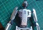 Как сделать робота из телефона Motorolla