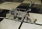 Робот - самокат