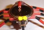 Самодельный Паук - виброход