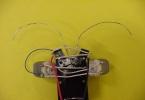 Как сделать робота из скрепок?
