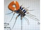 Первый Робот паук своими руками