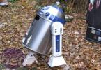 Робот R2D2 из мусорного бака часть 3