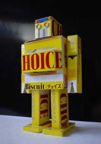 робот из коробок сока - робот своими руками из подручных средств для детей